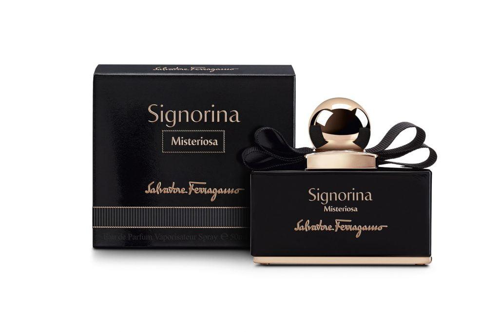 Signorina Misteriosa - Flacon and Pack
