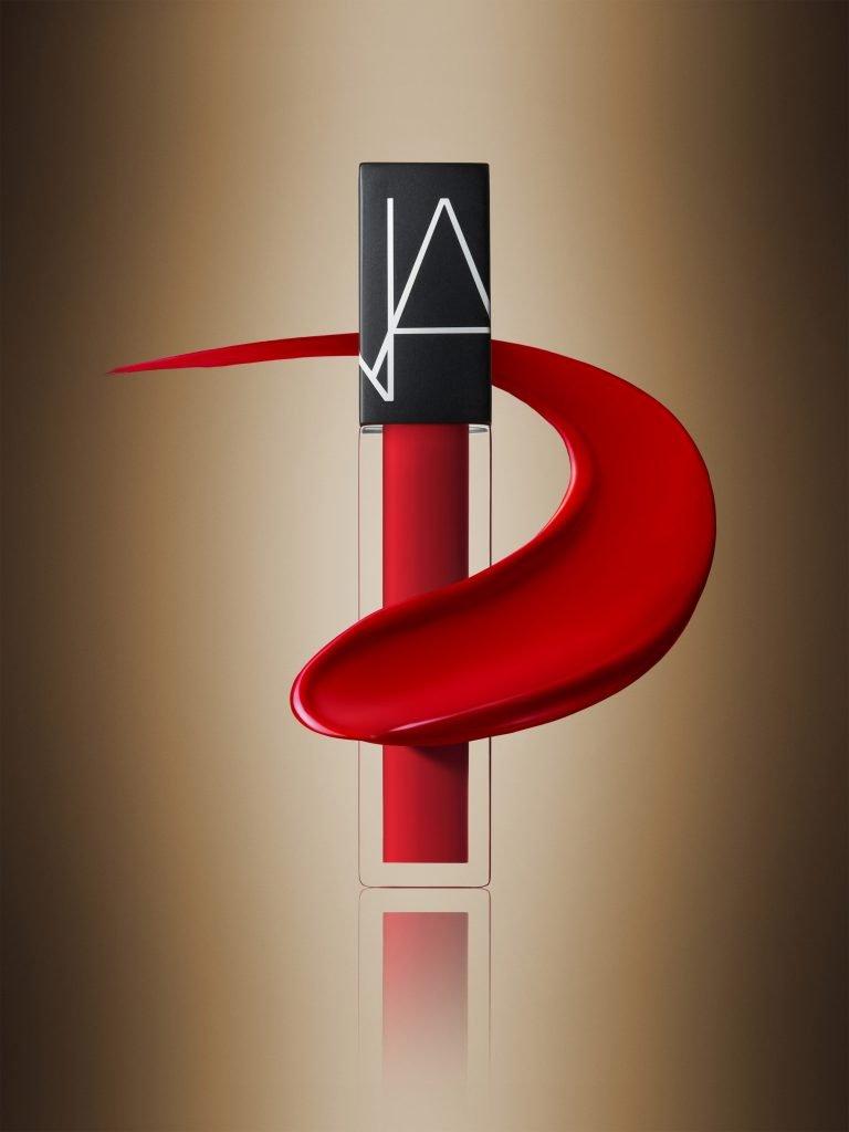 NARS Velvet Lip Glide Stylized Mineshaft Image with Swipe - jpeg