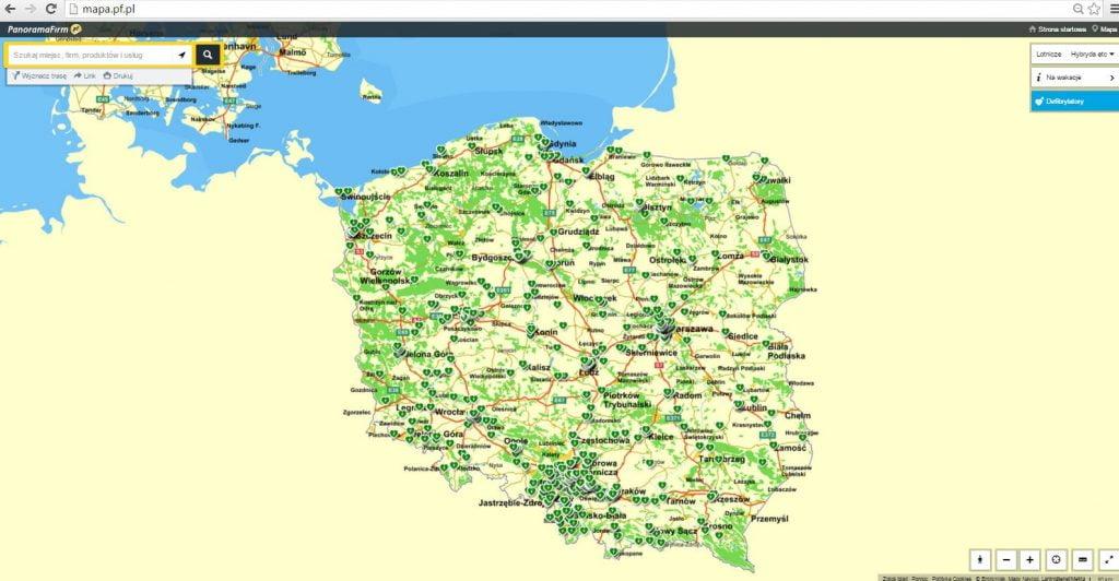 mapa_defibrylatorow_lipiec_2015