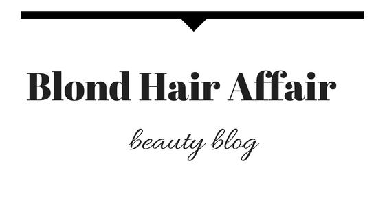 Blond Hair Affair
