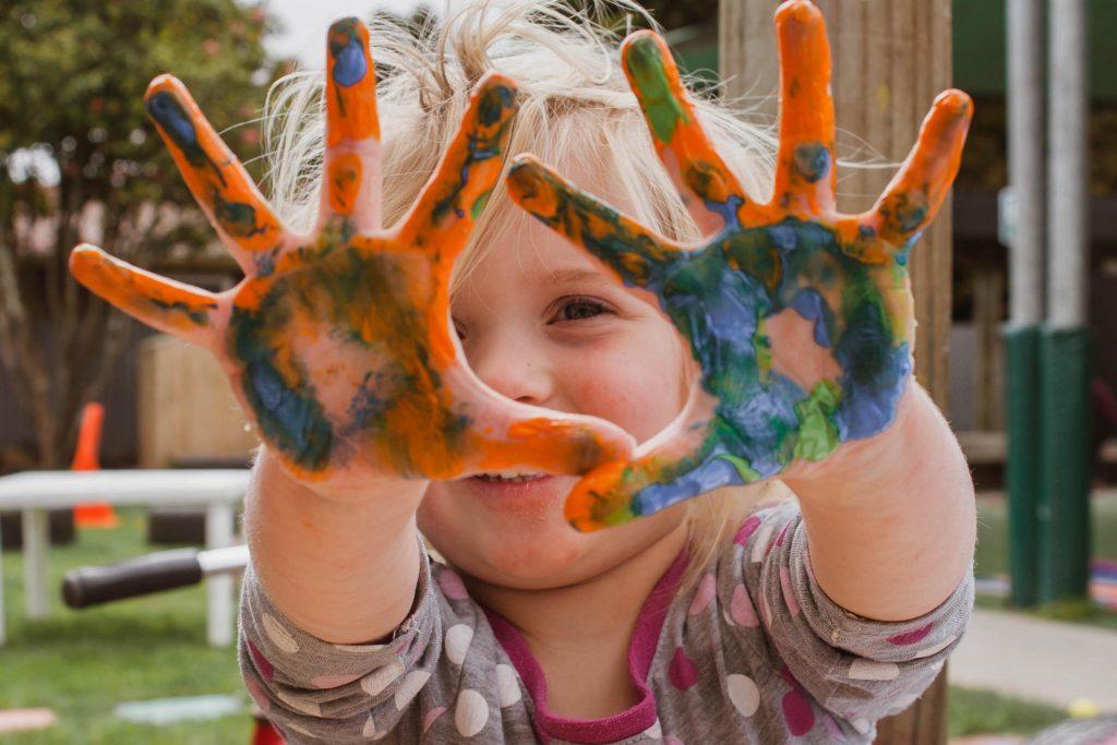 kreatywność dzieci, fot. Di Lewis