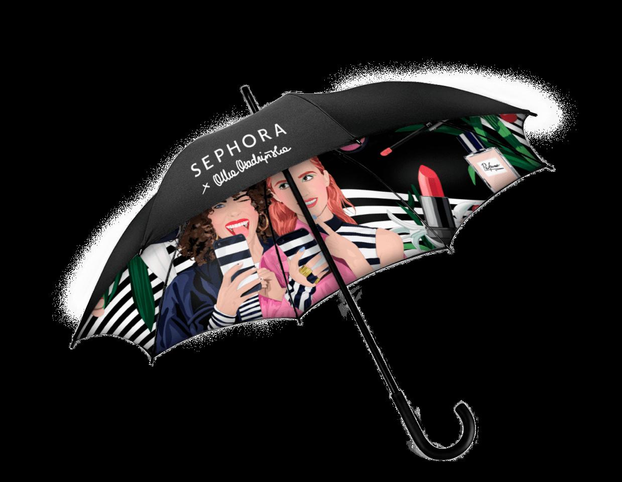 parasolka sephora