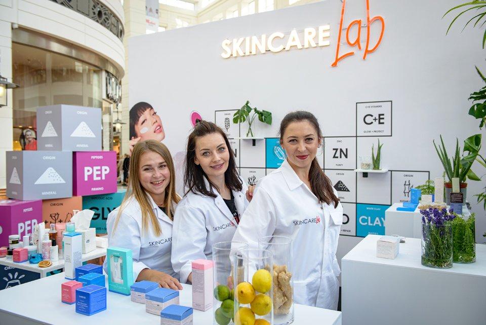 skincare lab