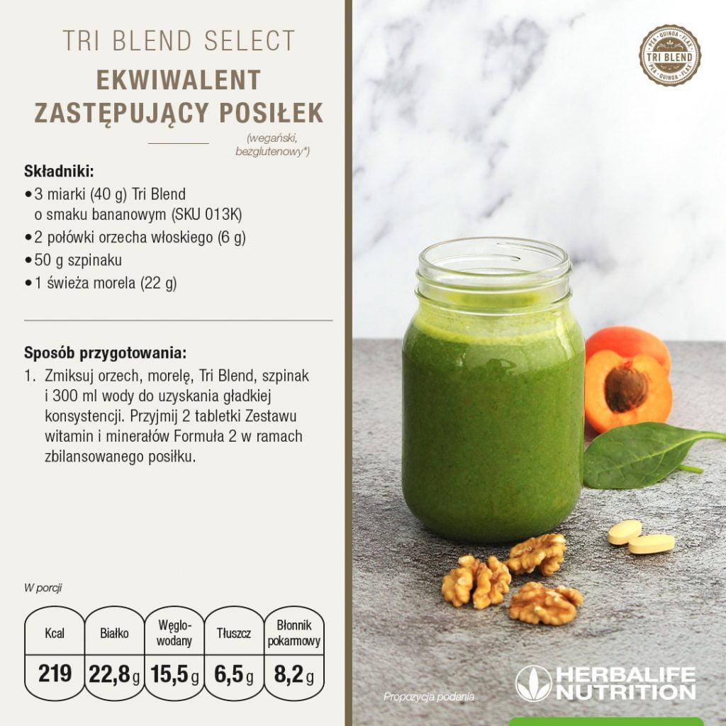 tri blend select, fot.herbalife nutrition