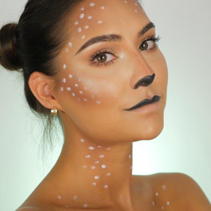 makijaz halloween, fot. materiały prasowe