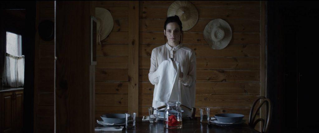 Marta Król, kadr z filmu Jestem REN, fot. archiwum prywatne aktorki