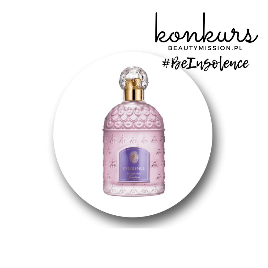 butelka perfum insolence guardian, fot. materiały prasowe